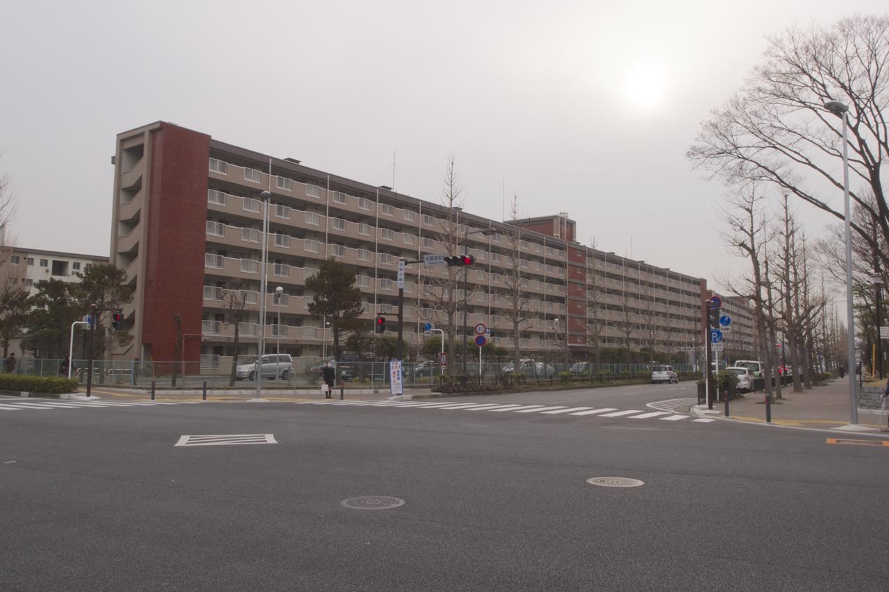 南小菅ヶ谷住宅